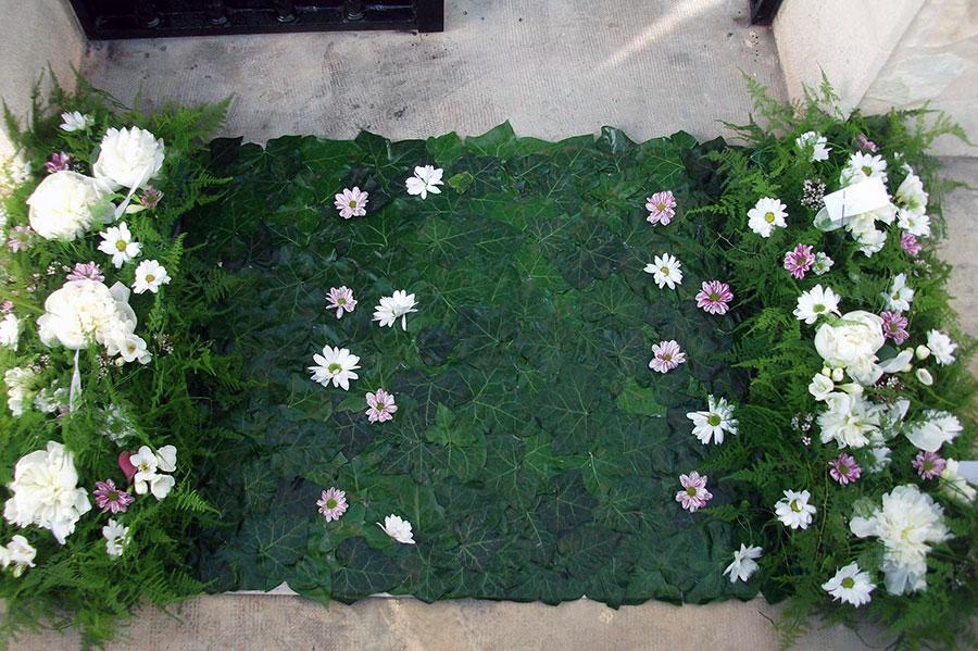 Descubre nuestra alfombra de flores