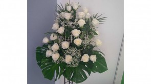 Ramo de flores para nacimiento