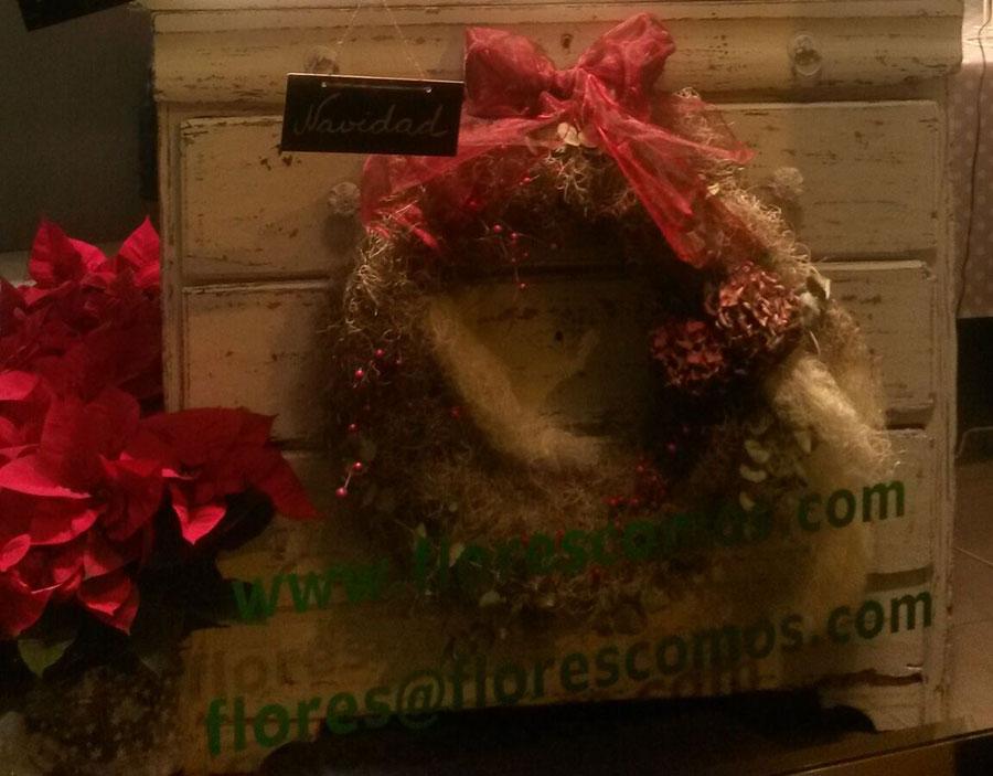 ¡Ya es Navidad en Flores Comos!