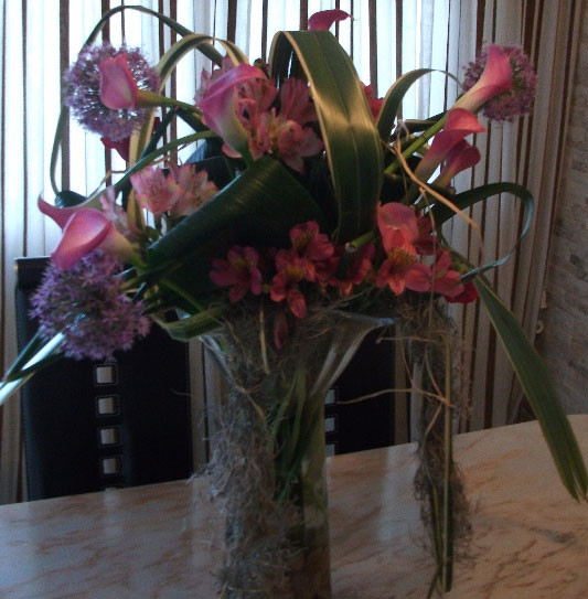 Decora con flores tu rincón favorito